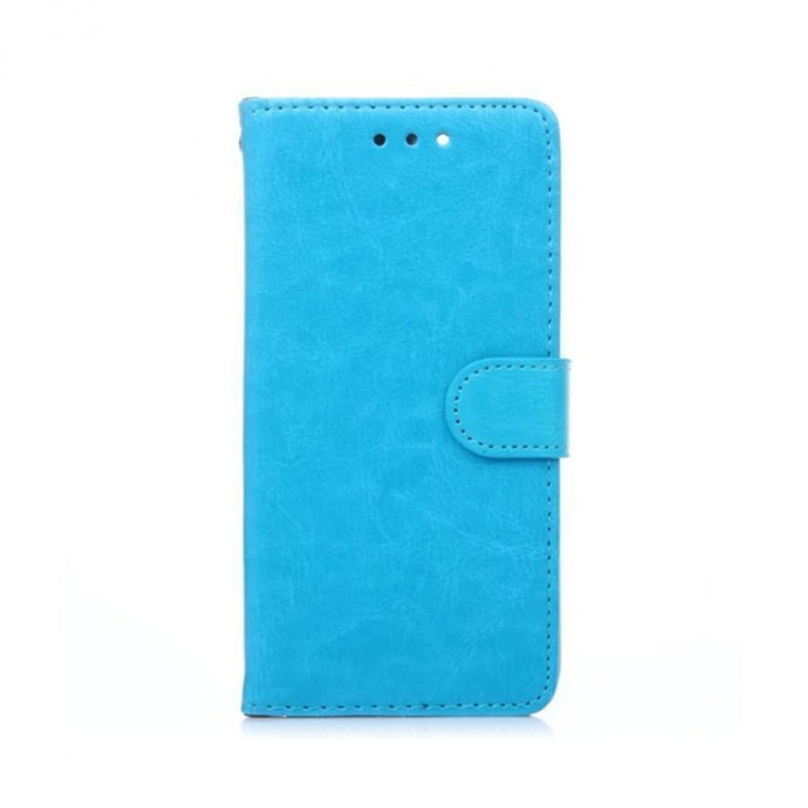 Åkerlund Iphone 7 Plus Hulluhevonen Nahkakotelo Sininen