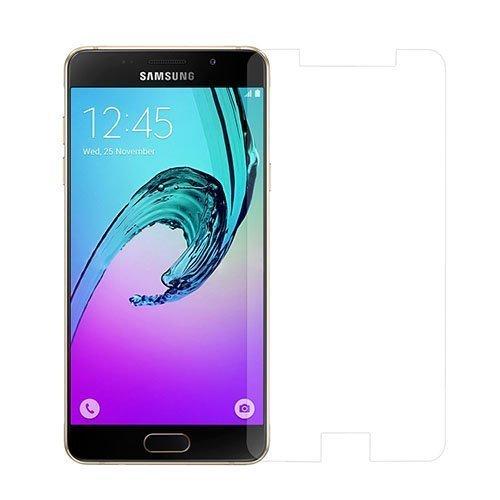 0.3mm Karkaistu Lasi Näytönsuoja Samsung Galaxy A5 Sm-A510f 2016 Kaari Reunoilla Puhelimelle