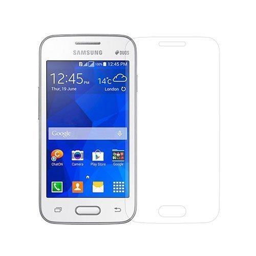0.3mm Karkaistu Lasi Näytönsuoja Samsung Galaxy V Plus / Trend 2 Lite G318h Puhelimille Kaari Reunat
