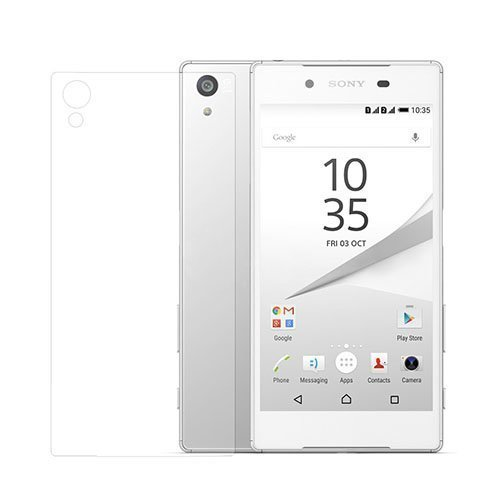 0.3mm Takakansi Suoja Sony Xperia Z5 Puhelimeen.
