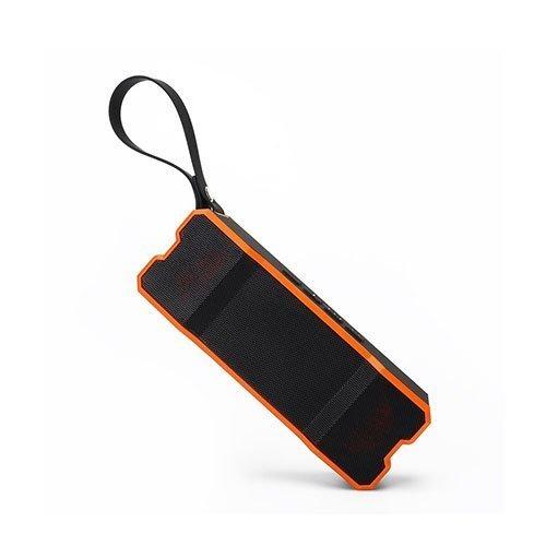 10w Super Basso Vesitiivis Wifi Kaiutin Sovellus Ohjauksella Oranssi
