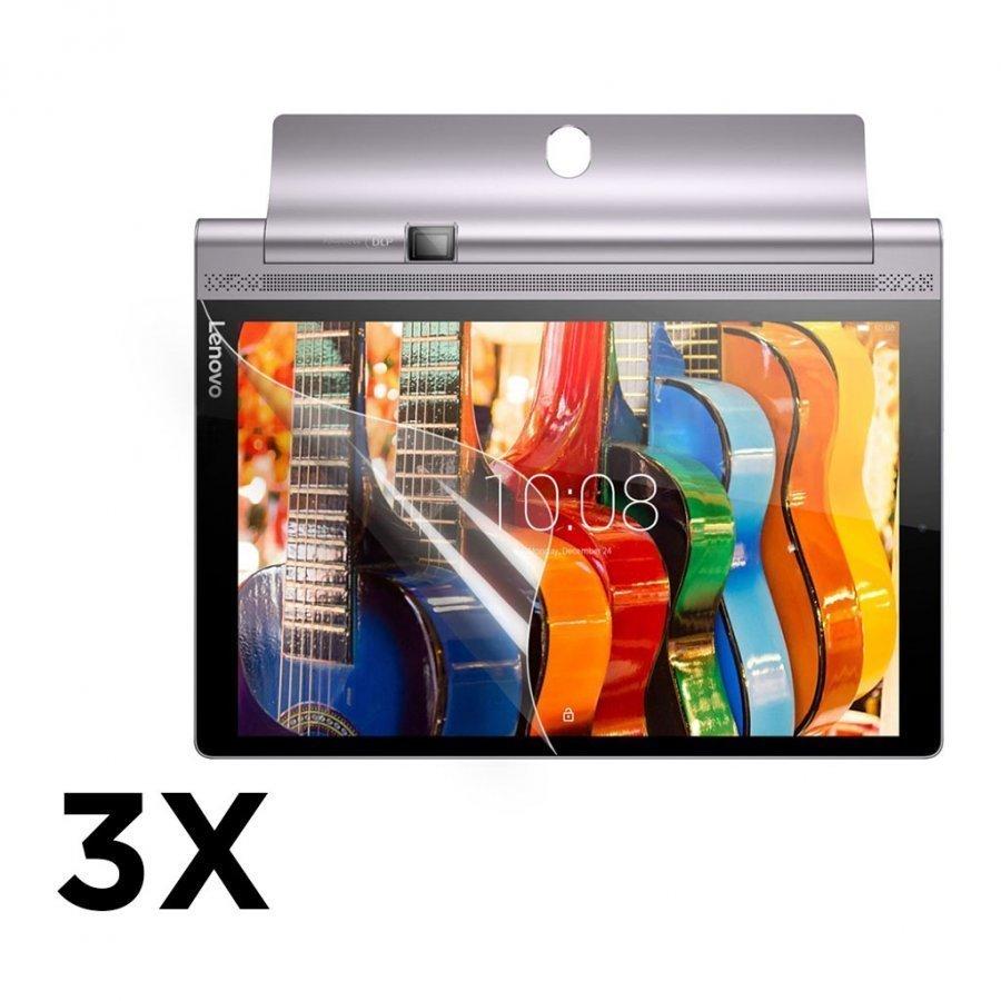 3-Pakkaus Erittäin Kirkas Lcd Lenovo Yoga Tab 3 Pro 10.1 Näytön Suojakalvo