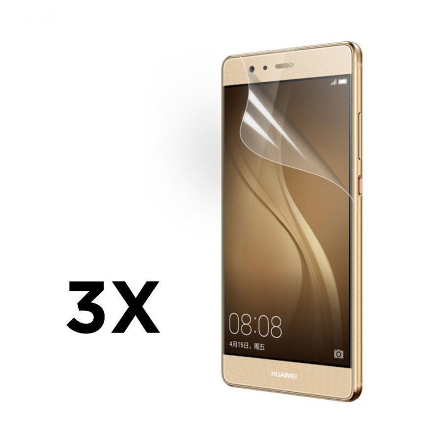 3-Pakkaus Huawei P9 Lite / G9 Lite Hd Kirkas Lcd Näytön Suojakalvo