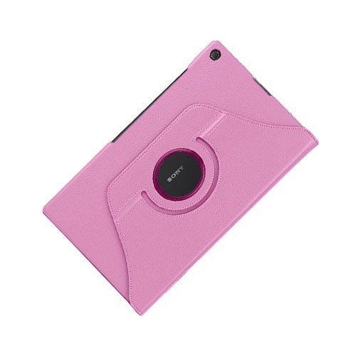 3-Sixty Pinkki Sony Xperia Z2 Tablet Nahkakotelo