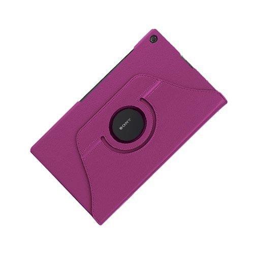 3-Sixty Purppura Sony Xperia Z2 Tablet Nahkakotelo