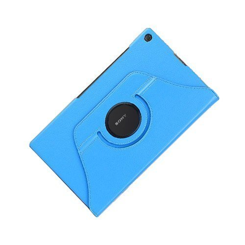 3-Sixty Vaalea Sininen Sony Xperia Z2 Tablet Nahkakotelo