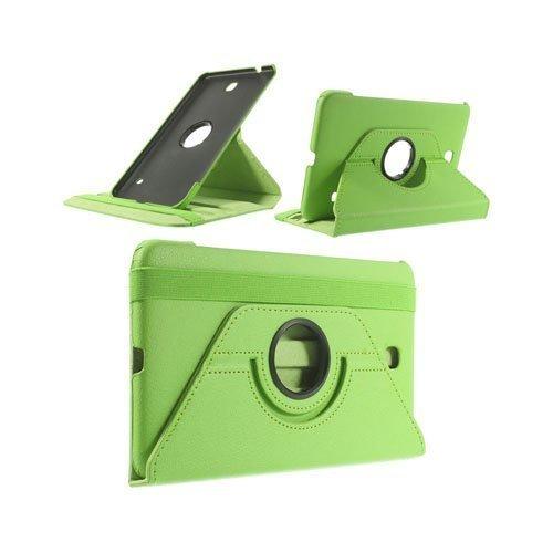3-Sixty Vihreä Samsung Galaxy Tab 4 8.0 Nahkakotelo
