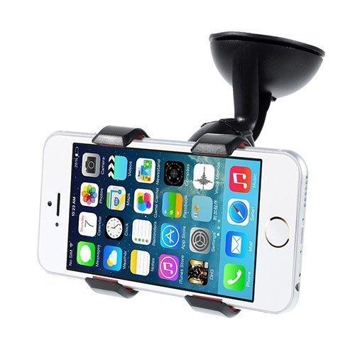 360 Astetta Kääntyvä Autoteline Älypuhelimille