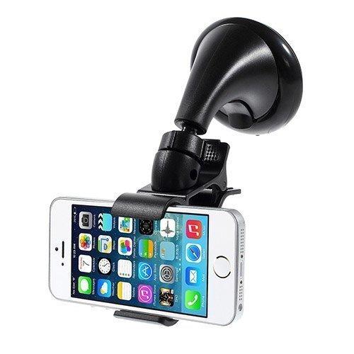 360 Astetta Kääntyvä Pallonivel Autoteline Älypuhelimille