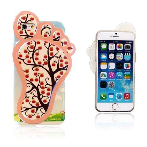 3d Foot Hedelmäpuu Iphone 6 Suojakuori