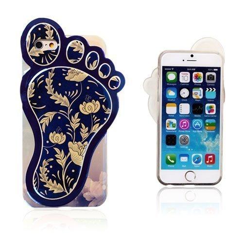 3d Foot Kaunis Kasvisto Iphone 6 Suojakuori