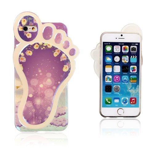 3d Foot Kiertokasvi Iphone 6 Suojakuori