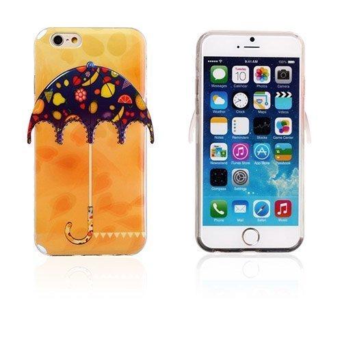3d Umbrella Hedelmät Iphone 6 Suojakuori
