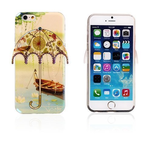 3d Umbrella Vene & Oksa Iphone 6 Suojakuori