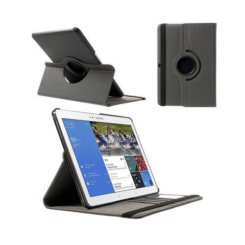 3sixty Harmaa Samsung Galaxy Tabpro 10.1 Nahkakotelo