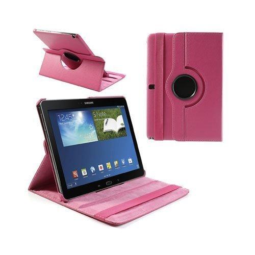 3sixty Kuuma Pinkki Samsung Galaxy Tabpro 10.1 Nahkakotelo
