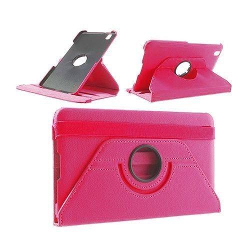 3sixty Kuuma Pinkki Samsung Galaxy Tabpro 8.4 Nahkakotelo