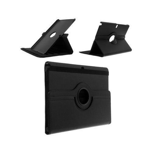3sixty Musta Samsung Galaxy Notepro / Tabpro 12.2 Nahkakotelo