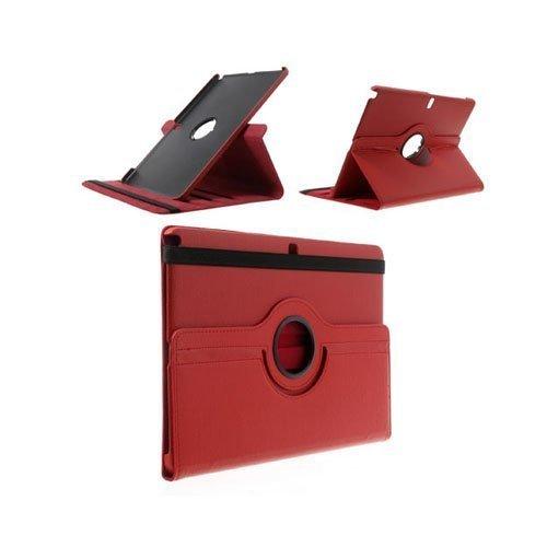 3sixty Punainen Samsung Galaxy Notepro / Tabpro 12.2 Nahkakotelo