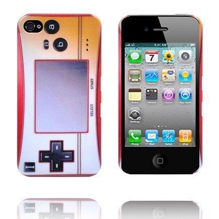4s Peliohjain Suojakuori Punainen Iphone 4s Suojakuori