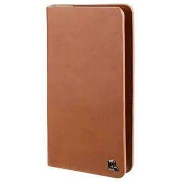 4smarts Basic Newton Wallet Kotelo 5.8 Ruskea