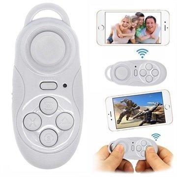 4smarts Gamer Monitoiminen Bluetooth-kaukosäädin Valkoinen