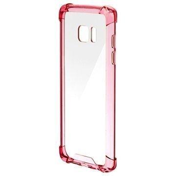 4smarts Ibiza Clip Samsung Galaxy S7 Suojakuori Harmaa / Läpinäkyvä