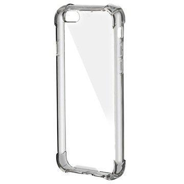 4smarts Ibiza Clip iPhone 6/6S Suojakuori Harmaa / Läpinäkyvä
