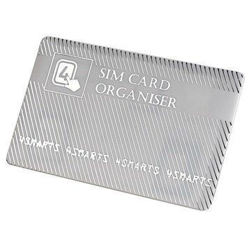 4smarts SIM-Korttipidike & Sovitinsetti Hopea