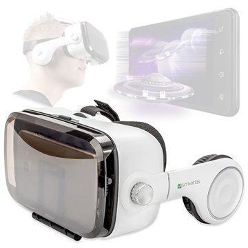 4smarts Spectator Sound Virtuaalilasit Valkoinen