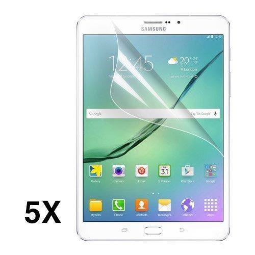 5kpl Paketti Samsung Galaxy Tab S2 8.0. Näytön Suojakalvoja