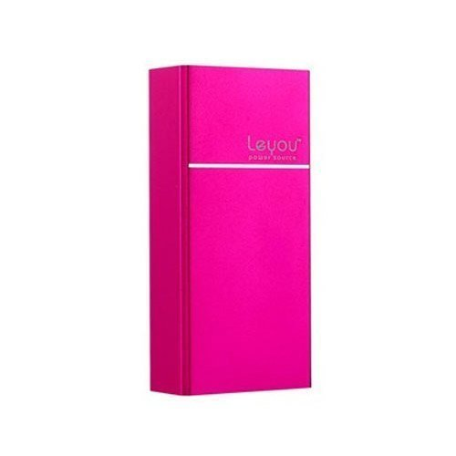 6000mah Smartphone Power Bank Varavirtalähde Pinkki