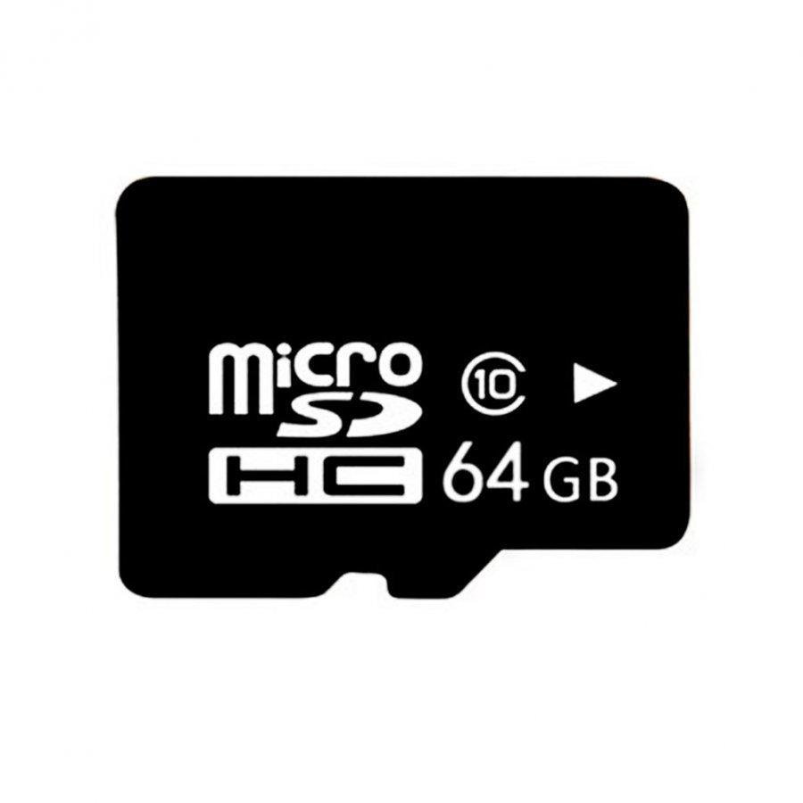 64gb Erittäin Nopea Micro Sd Tf Muistikortti Adapterilla