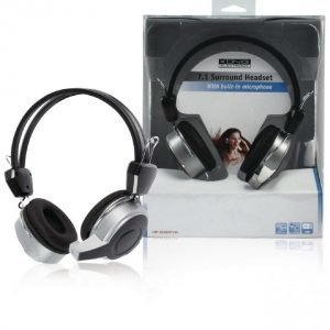 7.1 surround headset
