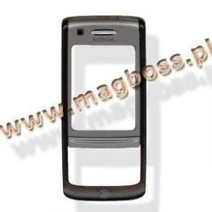 A-kansi Nokia 6280 musta Alkuperäinen