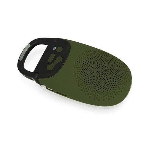 A7 Armeijan Vihreä 2 In 1 Bluetooth Kaiutin + Kamera Kaukosäädin