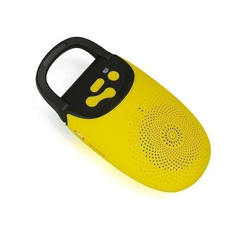 A7 Keltainen 2 In 1 Bluetooth Kaiutin + Kamera Kaukosäädin