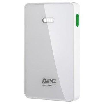 """APC 10000mAh Mobile Power Pack M10 Virtapankki â"""" Valkoinen"""