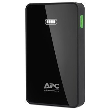 APC 5000mAh Mobile Power Pack M5 Virtapankki Musta