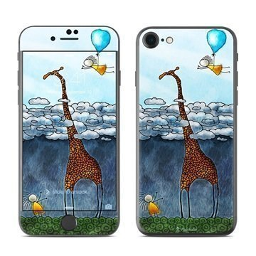 Above The Clouds iPhone 7 Skin