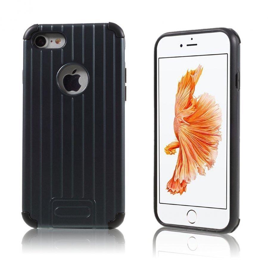Absalon Iphone 7 Matkalaukku Tyylinen Kuori Tummansininen