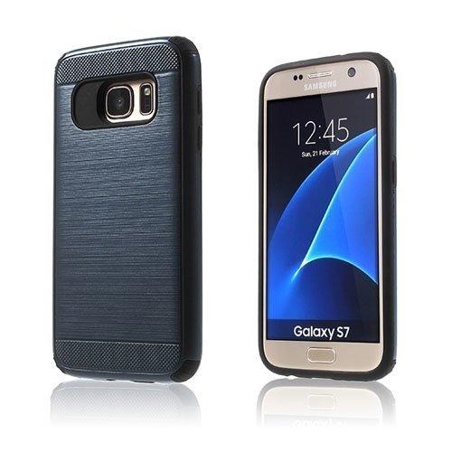 Absalon Samsung Galaxy S7 Hybridi Kuori Tummansininen