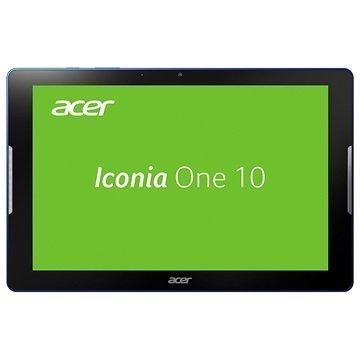 Acer Iconia One 10 B3-A30 16GB Musta / Sininen