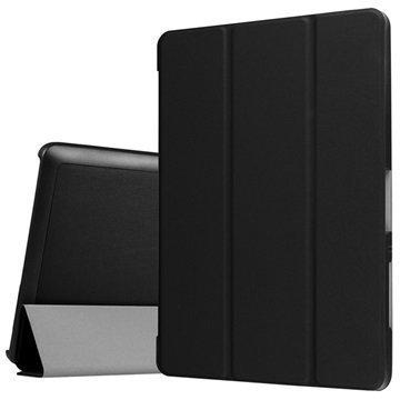 Acer Iconia One 10 B3-A30 Tri-Fold Kotelo Musta