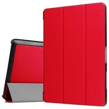 Acer Iconia One 10 B3-A30 Tri-Fold Kotelo Punainen