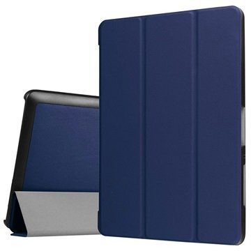 Acer Iconia One 10 B3-A30 Tri-Fold Kotelo Tummansininen
