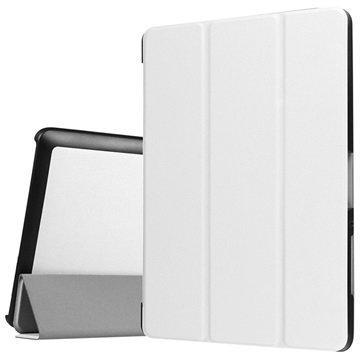 Acer Iconia One 10 B3-A30 Tri-Fold Kotelo Valkoinen