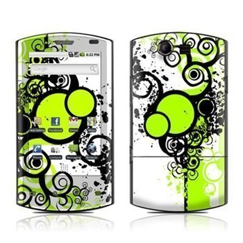 Acer Liquid Simply Green Skin
