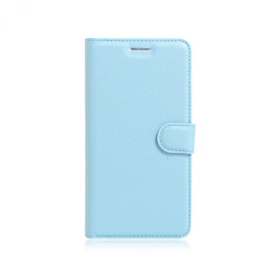 Acer Liquid Zest Litsi Pintainen Nahkakotelo Lompakko Sininen
