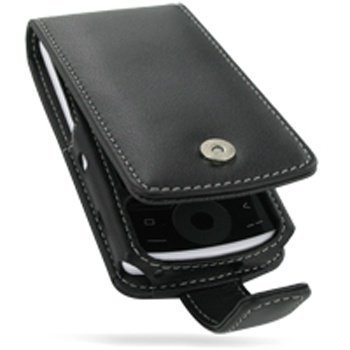 Acer beTouch E100 PDair Leather Case 3BACE1F41 Musta